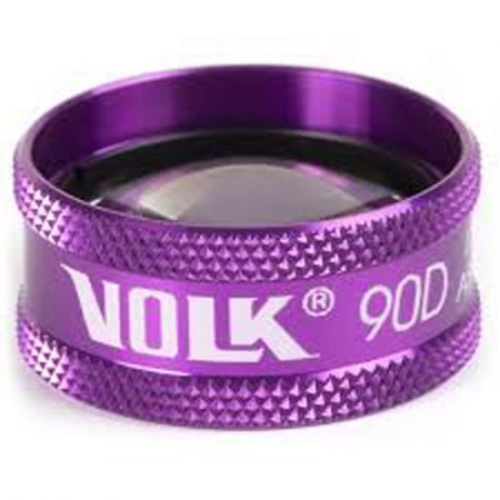 Volk and Ocular lenses