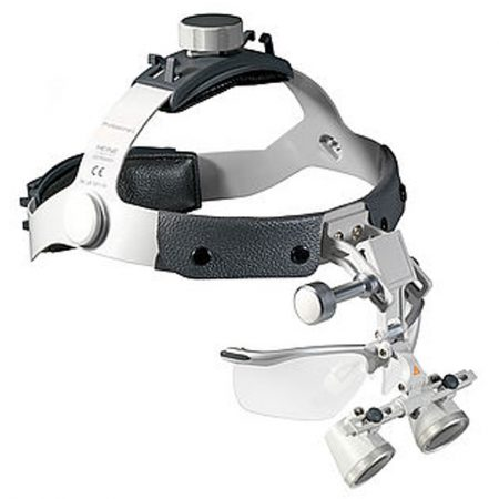 Binocular Loupe 2.5X Fitted On Headband