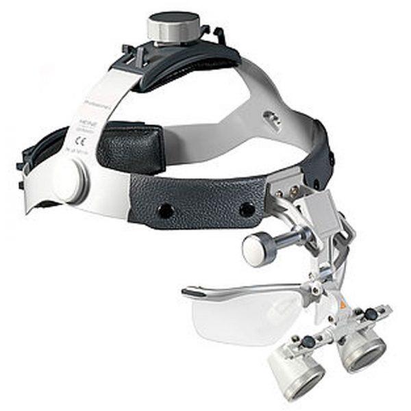 Binocular Loupe 2.5X Fitted On Headband