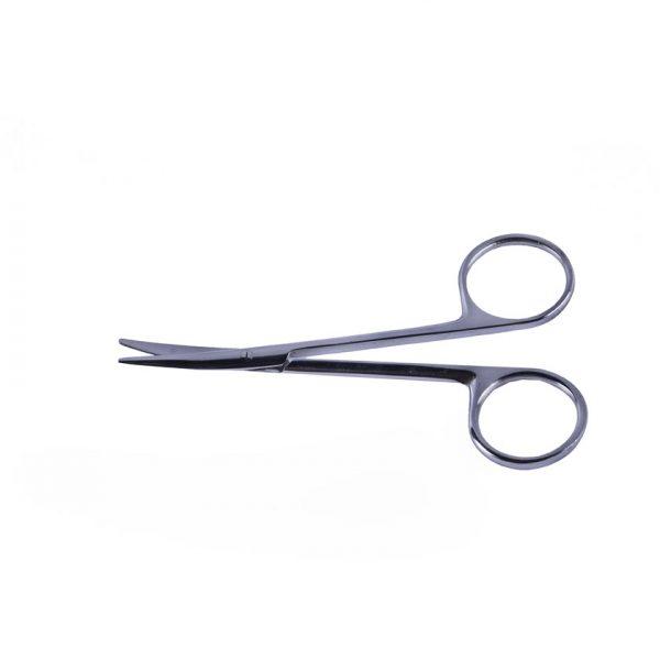 Strabismus Scissors Curved