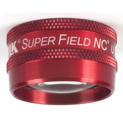 Super Field NC Slit Lamp Lens Volk