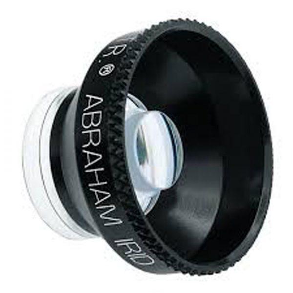 Abraham Yag Iridectomy Lens